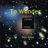 To Wonder, Hari Kleia, 1466964715