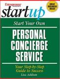 Start Your Own Personal Concierge Business 9781891984716