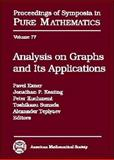 Analysis on Graphs and Its Applications, , 0821844717