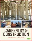 Carpentry and Construction, Fifth Edition, Miller, Mark and Miller, Rex, 0071624716