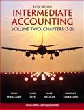 Intermediate Accounting Volume 2 Ch 13-21 w/Google Annual Report, Spiceland, J. David and Sepe, James, 0077284712