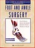 McGlamry's Comprehensive Textbook of Foot and Ankle Surgery, Banks, Alan S. and Downey, Michael S., 0683304712