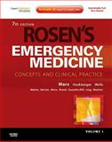 Emergency Medicine - Concepts and Clinical Practice, Adams, James and Rosen, Peter, 0323054722