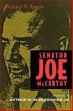 Senator Joe McCarthy 9780520204720