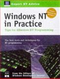 Windows NT Programming in Practice : Practical Techniques from Master Programmers, Windows Dev, 0879304723
