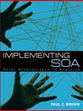 Implementing SOA 9780321504722