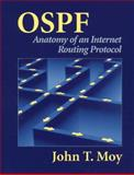 OSPF : Anatomy of an Internet Routing Protocol, Moy, John T., 0201634724