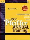 The 2007 Pfeiffer Annual - Training 2007, , 0787984728