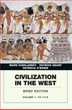 Civilization in the West, Kishlansky, Mark and Geary, Patrick, 0205664725