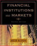 Financial Institutions and Markets, Kohn, Meir G., 0195134729