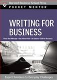 Writing for Business, , 1422114724