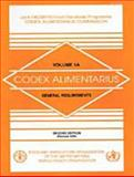 Codex Alimentarius Vol. 1A : General Requirements, FAO Staff and WHO Staff, 9251044724
