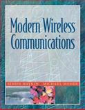 Modern Wireless Communications, Moher, Michael and Haykin, Simon, 0130224723