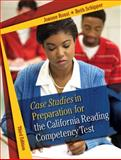 Case Studies in Preparation for the California Reading Competency Test, Rossi, Joanne C. and Schipper, Beth E., 0205494722