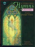 15 Very Easy Hymns - Alto Saxophone, Christopher DeSantis, 0769284728