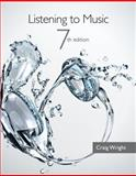 Listening to Music, Wright, Craig, 1133954723