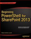 Beginning PowerShell for SharePoint 2013, Nikolas Charlebois-Laprade, 1430264721