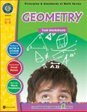 Geometry, Grades 6-8, Mary Rosenburg, 1553194721