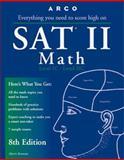 SAT II Math, Morris Bramson, 0028624734