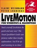 LiveMotion for Windows and Macintosh, Weinmann, Elaine and Lourekas, Peter, 0201704730