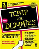 TCP/IP for Dummies, Candace Leiden and Marshall Wilensky, 0764504738