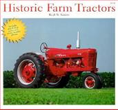 Historic Farm Tractors, 2001, Sanderson, Ian, 0896584739