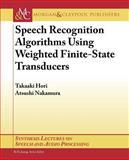 Speech Recognition Algorithms Based, Hori, 1608454738