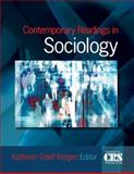 Contemporary Readings in Sociology, , 1412944732