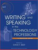 Writing and Speaking in the Technology Professions : A Practical Guide, , 0471444731
