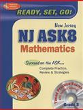 NJ ASK8 Mathematics, Stephen Hearne and Penny Luczak, 0738604739