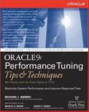 Oracle9i Performance Tuning Tips and Techniques, Niemiec, Richard, 0072224738