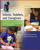 COMBO: Infants, Toddlers, and Caregivers w/ Caregiver's Companion, Gonzalez-Mena, Janet and Eyer, Dianne Widmeyer, 0077884736