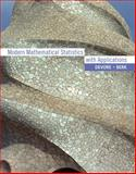 Modern Mathematical Statistics with Applications, Devore, Jay L. and Berk, Kenneth N., 0534404731