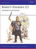 Rome's Enemies (1), Peter Wilcox, 0850454735