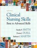 Clinical Nursing Skills, Duell, Donna J. and Martin, Barbara C., 013511473X