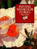 Painting Watercolor Florals That Glow, Jan Kunz, 089134473X