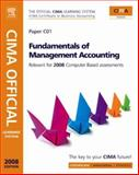 CIMA Official Learning System Fundamentals of Management Accounting, Walker, Janet, 0750684739