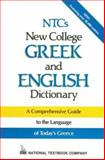 NTC's New College Greek and English Dictionary, Nathaniel, Paul, 0844284734