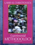 Experimental Methodology, Christensen, Larry B., 0205484735