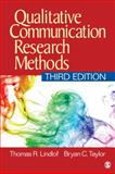 Qualitative Communication Research Methods, Taylor, Bryan C. and Lindlof, Thomas (Tom) R., 1412974739