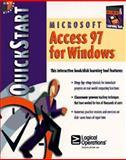 Microsoft Access 97 for Windows Quickstart, O'Shea, Jim, 156276473X