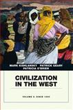 Civilization in the West, Geary, Patrick and Kishlansky, Mark, 0205664741