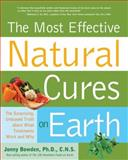The Most Effective Natural Cures on Earth, Jonny Bowden, 1592334741