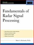 Fundamentals of Radar Signal Processing, Richards, Mark A., 0071444742