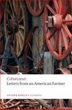 Letters from an American Farmer, J. Hector St. John De Crevecoeur, 0199554749