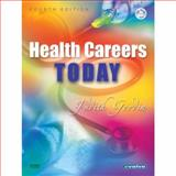 Health Careers Today, Gerdin, Judith, 0323044743