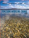 Functions Modeling Change 4th Edition