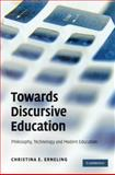 Towards Discursive Education 9780521194747