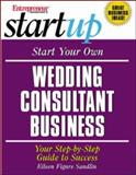 Start Your Own Wedding Consulting Business, Sandlin, Eileen Figure, 1891984748