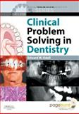 Clinical Problem Solving in Dentistry, , 0702044741